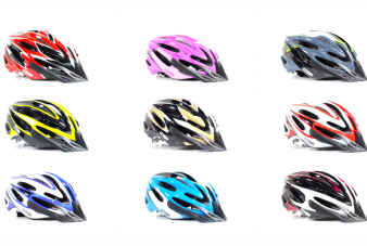 Corsa S-5 Helmet Assortment